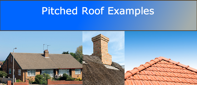 Examples Of Pitched Roofs