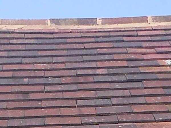 Ridge Tiles - Half Round