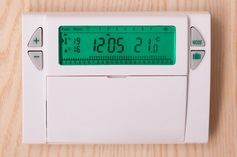 central heating controller