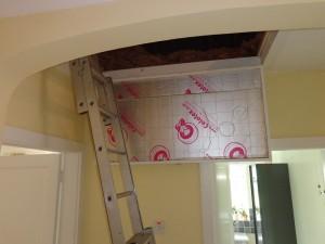 insulated loft hatch