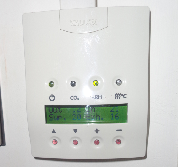 Mechanical Ventilation Heat Recovery System Mvhr Systems