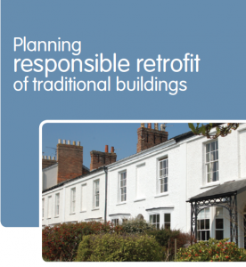 planning responsible retrofit of traditional buildings