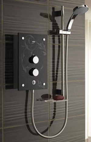 Types of shower - Mira electric shower