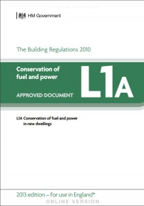 Building Regulations L1A Conservation of fuel and power