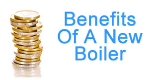 New Boiler Benefits