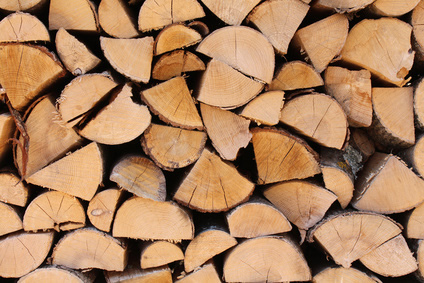 Wood for wood fire