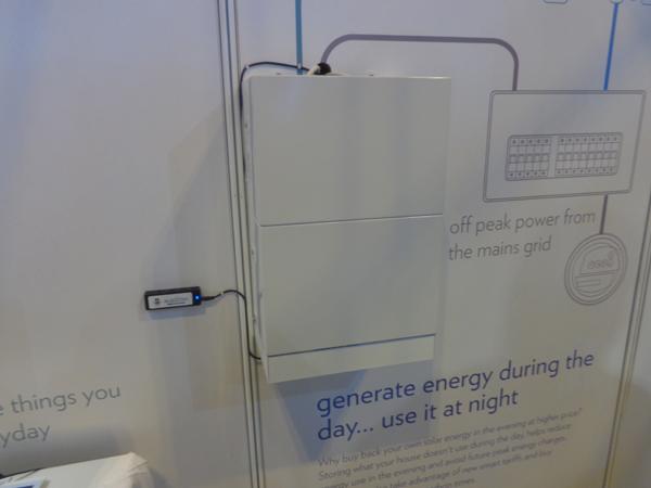 maslow solar battery storage