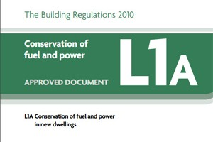 Building Regulations L1A Conservation of fuel and power v2