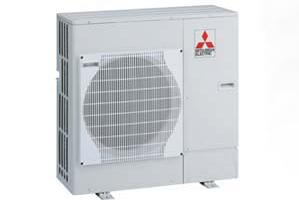 Mitsubishi Electric Air Source Heat Pump