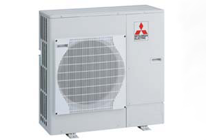 Mitsubishi Electric Air Source Heat Pump