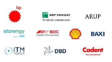 Hydrogen taskforce members