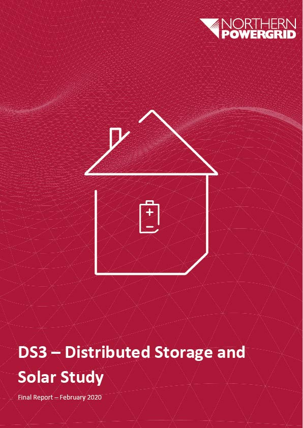 Northern Powergrid - DS3 Distributed Storage and Solar Study, February 2020
